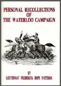 Personal Recollections of the Waterloo Campaign